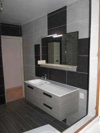 Meuble de salle de bain fedeli oise